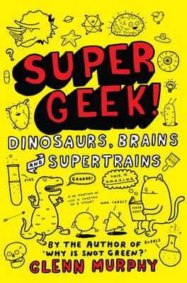 Cover of Super Geek!