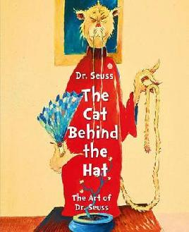 Cover of Dr Suess The Cat Behind the Hat