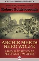 Cover: Archie Meets Nero Wolfe
