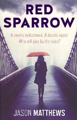 Cover: Red Sparrow