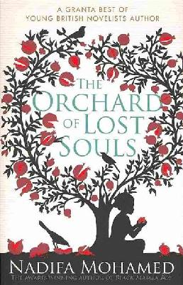 Cover of The Orchard of Lost Souls