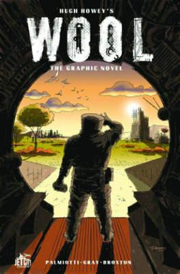 Cover of Hugh Howey's Wool - graphic novel