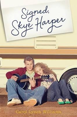 Cover of 'Signed, Skye Harper'