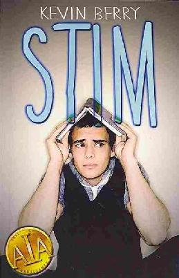 Cover of Stim: An Aspie New Adult Novel Set in An Earthquake Zone