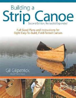 Cover of Building A Strip Canoe