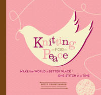 Cover of Knitting for Peace