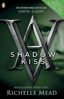 Cover of Shadow Kiss: A Vampire Academy Graphic Novel