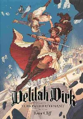 Cover of Delilah Dirk and the Turkish Lieutenant