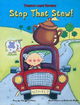 Cover: Stop That Stew