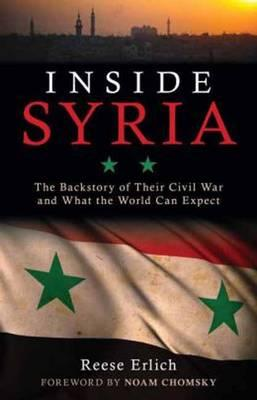 Book cover of Inside Syria