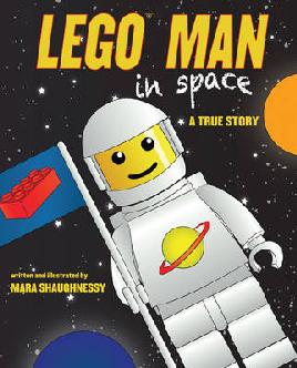Cover of Lego Man in Space