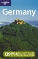 Cover image of &quot;Lonely Planet Germany&quot;