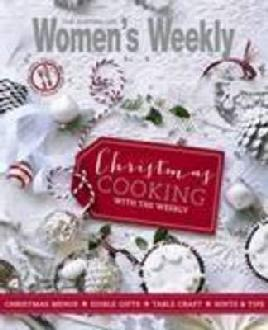 Cover of Christmas Cooking with the Weekly.