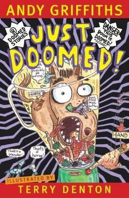Cover of Just doomed