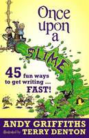Cover of Once upon A Slime
