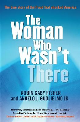Cover: The Woman Who Wasn't There