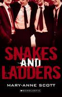 book cover of Snakes and ladders