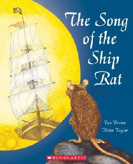 Cover of Song of the Ship Rat