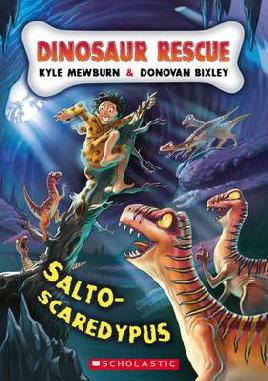 Cover of Salto-scaredypus