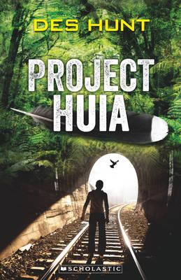 Cover of Project Huia