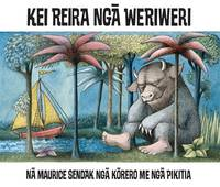 Cover of Kei Reira nga weriweri