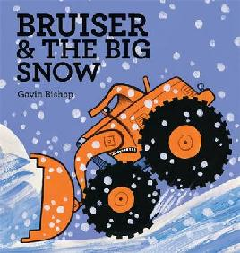 Cover of Bruiser