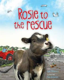 Cover of Rosie to the rescue