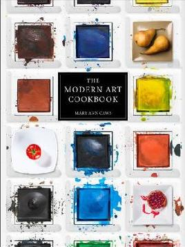 Book Cover of Modern Art Cookbook