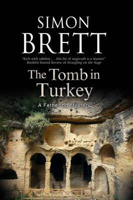Book cover: The Tomb in Turkey