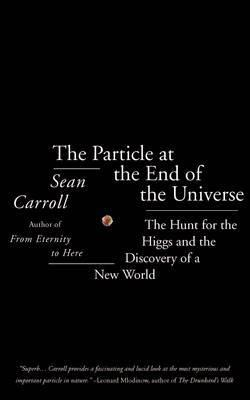 cover for The particle at the end of the universe