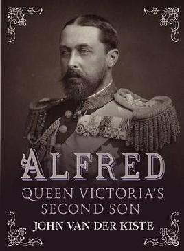 Cover of Alfred Queen Victoria's Second Son