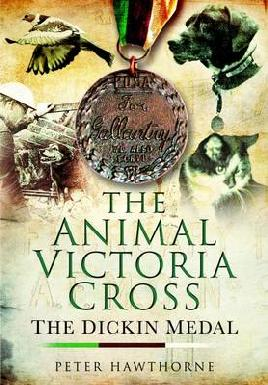 Cover of 'The Animal Victoria Cross'