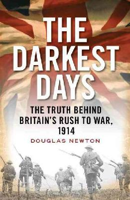 Book cover of The Darkest Days