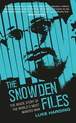 Cover of Snowden Files