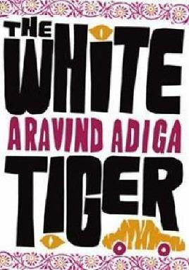Cover of White tiger