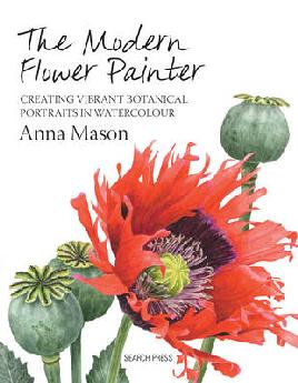 Cover of The Modern Flower Painter