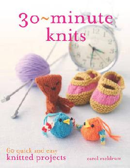 Cover of 30-Minute Knits