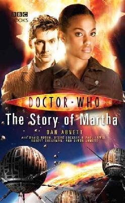 Cover of The Story of Martha by Dan Abnett