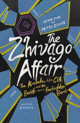 Book cover of The Zhivago affair