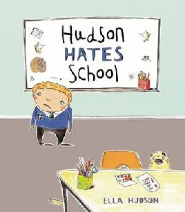 Cover ofHudson Hates School