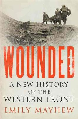 Cover of Wounded