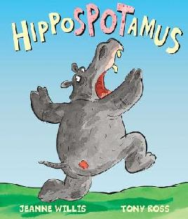 Cover: Hippospotamus