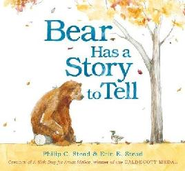 Search catalogue for Bear has a story to tell