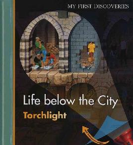 Cover of Life Below The City