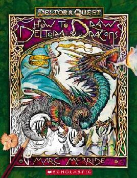 How to Draw Deltora Dragons and Other Creatures