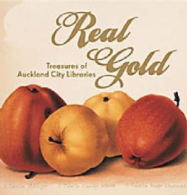 Real gold by Iain Sharp - cover