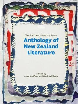 Cover of The Auckland University Press Anthology Of New Zealand  Literature