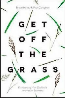 Cover of Get off the grass
