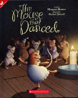 Cover: The mouse that danced