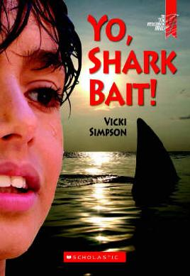 Cover: Yo, shark bait